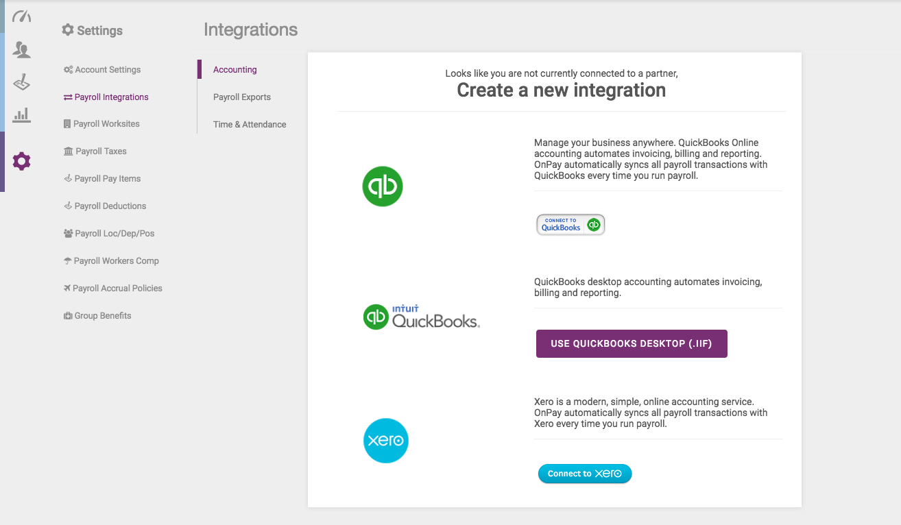 QuickBooks Desktop Integration – Knowledge Center