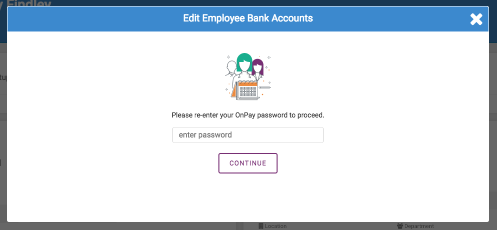 Adding Direct Deposit Accounts to Employees – Knowledge Center